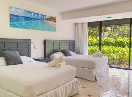 Hotel Foto: Cancun Jr Suite en Park Royal Resort frente a la playa