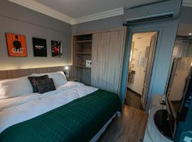 Hotel photo: Studio Clean e Aconchegante no Melhor do Jardins!