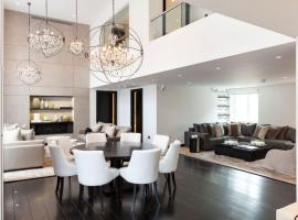Hotel photo: Modern and chic apartment