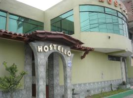 A picture of the hotel: Hostal Hostello - Lima Airport