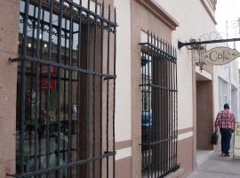 A picture of the hotel: Hotel Jardin del Centro