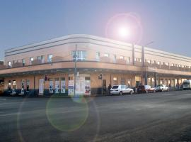Hotel near Pietermaritzburg