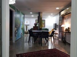 Hotel photo: New Sea-Sun luxury apartment