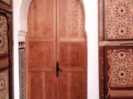 Hotel photo: Riad Ma Bohème