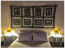 Hotel photo: Atlas Chic Imider