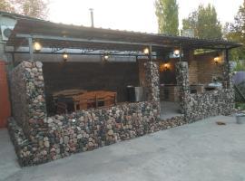 Фотография гостиницы: Cozy guesthouse with gabion