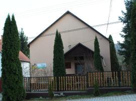 Hotel near Parádsasvár