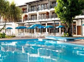 Hotel near Solomon Islands