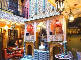 Ξενοδοχείο φωτογραφία: Riad Jennah Rouge