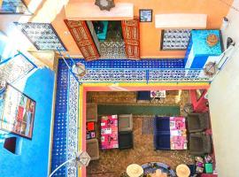 Hotel photo: Riad Layla Rouge