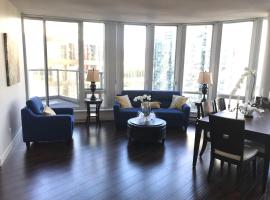 Hotel photo: Two Bedroom Modern Apartment (Downtown Vancouver)
