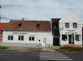 Hotel near Węgry