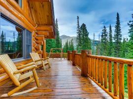 酒店照片: New Listing! Idyllic Mountain-View Home home
