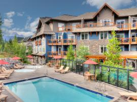 Hotel photo: Blackstone Mountain Lodge by CLIQUE