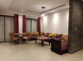 Hotel photo: Appartement de luxe Rabat, Souissi
