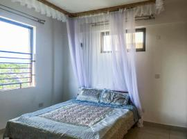 होटल की एक तस्वीर: Ensuite Queen bed in Lux apartments, 5mins from Kisumu CBD