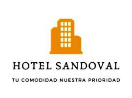 Hotel fotografie: Hotel Sandoval