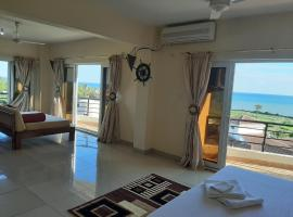 Hotel photo: 2 Bdrm. Penthouse With Terrace Pool - Nyali