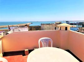 Hotel photo: SUITE CHAMBRE + KITCHENETTE + AMAZING VUE SUR MER