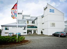 A picture of the hotel: Hotel Orkin
