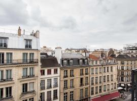 รูปภาพของโรงแรม: HostnFly apartments - Go stay at Notre-Dame