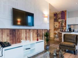 Фотографія готелю: modern designer apartment