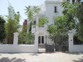 Ξενοδοχείο φωτογραφία: Villa Les Palmes