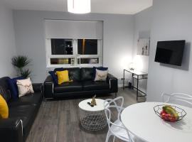 Фотография гостиницы: Brigg Apartment Glasgow Crest Serviced Apartments