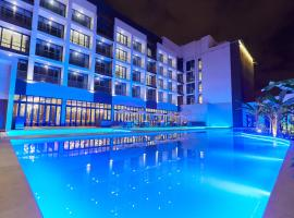 Hotel photo: Millennium Executive Apartments Salalah
