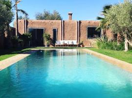รูปภาพของโรงแรม: Villa Sisi - Marrakech