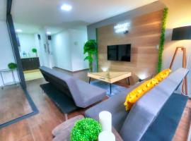 Hotel photo: Cozy Apartment 3 BEDROOMS two blocks from Reforma