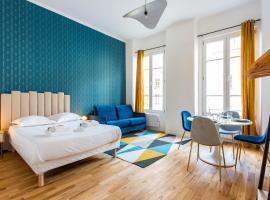 Hotel photo: CMG Saint Antoine - Bastille 1GD