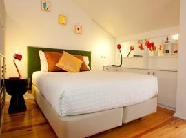 Hotel Photo: Myplace - Lisbon Principe Real Studio