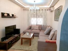 Hotel Photo: Apartment Avenue Zitoune