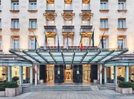 Hotel foto: Sofia Hotel Balkan, A Luxury Collection Hotel