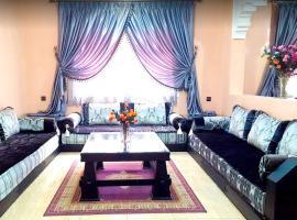 รูปภาพของโรงแรม: Apartment Lotissement les palmiers 2 - 2