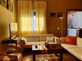 Hotel photo: Vive la campiña Sevillana - Terraza y 3 Hab
