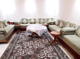 Hotel Photo: Apartment Lotissement al fajr