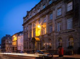 Фотография гостиницы: ABode Glasgow