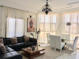 Hotel foto: Superbe appartement - Sacré Coeur 3 - VDN