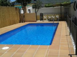 Hotel photo: Chalet Carr. Guadix