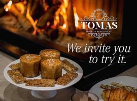 Hotel photo: Bujtina Tomas & Restaurant