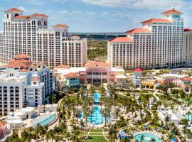 Hotel photo: Grand Hyatt Baha Mar