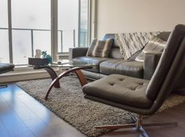 Hotel photo: Bright and Modern 1 Bed Penthouse