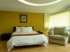 Hotel near Quito