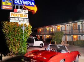 Foto do Hotel: Olympia Motel