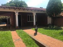 Hotel near Itauguá