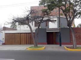 Hotel near Santiago de Surco