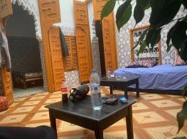 Hotel photo: Cozy sunny central Riad