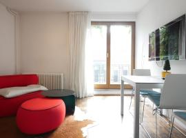 Hotel photo: HannoverHome - Appartment Schuhstrasse